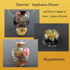 Implosion Flowers $25
