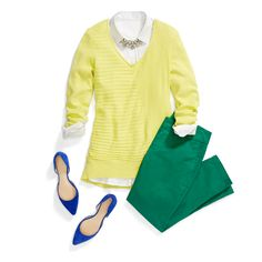 how-to-wear-brights-with-white-neutrals-2