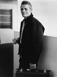 CHET BAKER. He was young once.