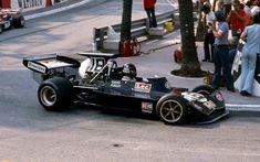 David Purley (March 731 Cosworth) Grand Prix de Monaco 1973 - source Carros e Pilotos.