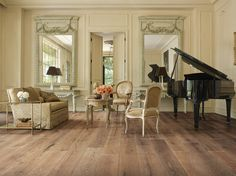 """Product: Tawny. Character Grade: French Oak. 1/2"""" x 7.5"""" x 72"""""""