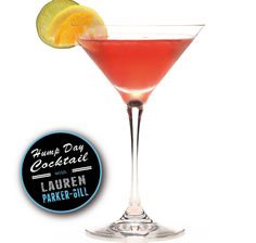 Malibu Martini With Raspberry and Pomegranate | Felicity Huffman's What The Flicka?