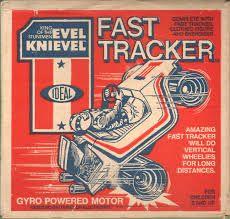 Ideal Fast Tracker.