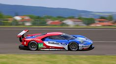 LeMans Ford GT