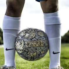 The Aztec Soccer Ball - Get yours now! @ www.chaossoccergear.com
