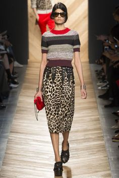 Bottega Veneta Spring 2016. See all the best runway looks from Milan Fashion Week: