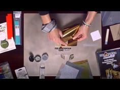 ▶ How to Make Faux Dichroic Jewelry Components Using Apoxie® Sculpt - YouTube