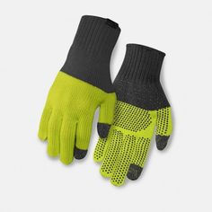 Giro Westerly Wool gloves for cyclists