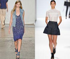 Rebecca Taylor & Richard Chai Love at New York Fashion Week