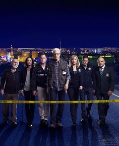 CSI: Las Vegas Photographs | CSI: Las Vegas - Season 12 - Cast Promotional Photo | Spoilers