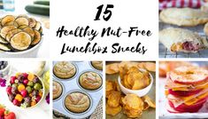 15 Healthy Nut-Free