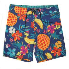 Like your Dad's Hawaiian shirt but cooler
