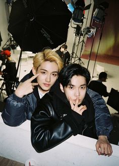 Winwin and Doyoung