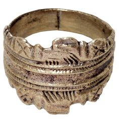 Viking finger ring / York