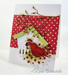 Kittie Caracciolo, adorable card!