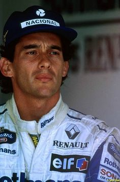 Ayrton Senna... unforgettable
