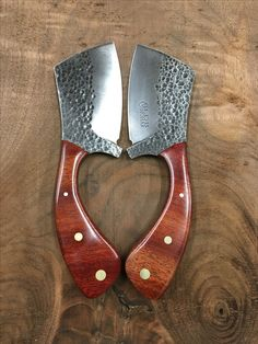 Mini Cleaver love