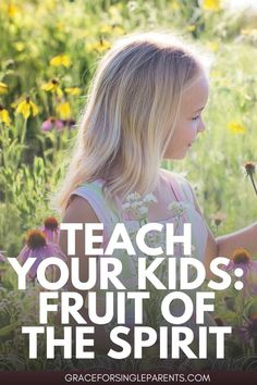 Teach your kids the fruit of the spirit Best Bible Verses, Bible Words, Scripture Verses, Bible Verse Memorization, Love Joy Peace, Bible Study Tips, Fruit Of The Spirit, How To Apologize, Christian Parenting