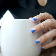 can we get this for our next manicure?   ban.do Nail Design, Nail Art, Nail Salon, Irvine, Newport Beach
