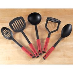 Home-Style Kitchen™ 5-Pc. Utensil Set - Zoom