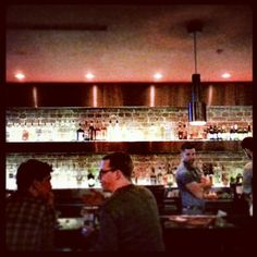 One of DC's newest gay bars, Number Nine is a two-level space in nearby Logan Circle with plush seating and great happy hour specials. For your convenience it's located across from a Whole Foods.