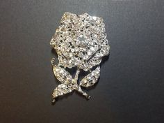A Brooch Boutonniere to match your Brooch by ClayBouquetShop, $10.00
