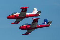 Jet Provost, XW324, XN837
