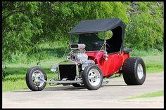 Custom Built 1923 Ford T-Bucket #MecumDallas