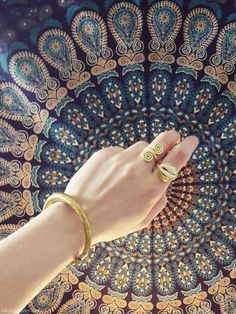 Kauri Ring mit Muschel ganz leicht selbermachen | #DIY #cowrie #shell #ring #Muschel #Tutorial