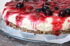 Vegan cheesecake zonder geraffineerde suikers