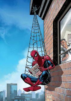 Spider-Man by Graham Nolan