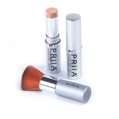 Priia Essential Cover Creme Mineral Foundation Stick - Acne Safe Products by Studio Blu
