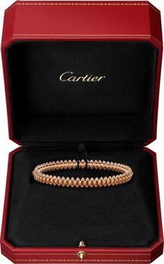 Bracelet Cartier, Bracelet Box, Cartier Jewelry, Jewelry Bracelets, Jewelery, Or Rose, Rose Gold, Accesorios Casual, Gold Accessories