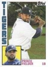 FREE & FREE SHIPPING!     Prince Fielder 2012 Topps Archives #160   *00018