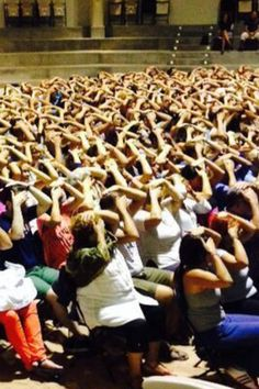 SUZANNE POWELL : Alumnos zen de Tenerife, solidarios, conscientes y mágicos ;)