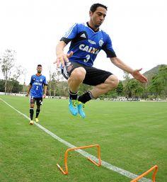Clube de Regatas do Flamengo - Treino do futebol profissional - CT de Vargem Grande -23-09-2013