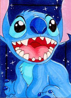 *STITCH ~ Lilo & Stitch