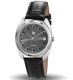 Lip GDG 35 mm automatic : une montre de président