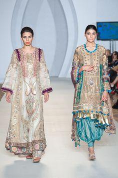 Saadia Mirza Bridal Collection at Pakistan Fashion Week 2013-2014