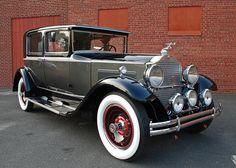 1930 Packard 733 Club Sedan