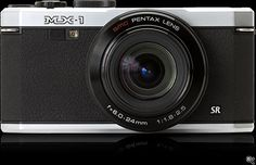 Pentax MX-1: Digital Photography Review
