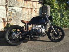 Check this out! I thoroughly love just what these folks did to this specialty Bmw Cafe Racer, Cafe Racer Build, Merlin, Bobber, Moto Collection, R1200r, R80, Triumph Bonneville, Bmw Motorcycles