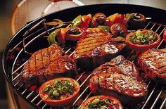 Thịt nướng BBQ món ăn không thể bỏ qua khi tới Hàn Quốc