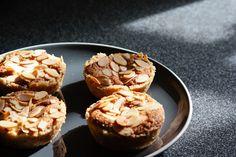 london bakes | gooseberry bakewell tarts