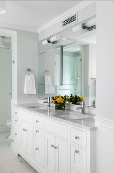 We all have that one bathroom in our home that feels like the inside of a sardine can when you walk in. It's hard to believe that any bathroom could ever be that small, but alas, so many homes have …
