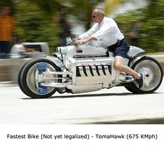 Dodge Tomahawk km/hr) Fastest Motorcycle In The World. Dodge Tomahawk is a 10 cylinder v-type 90 degree motorcycle as it is currently the and one of the Fastest Motorcycles on the Earth picking over Custom Motorcycles, Custom Bikes, Cars And Motorcycles, American Motorcycles, Super Bikes, Tomahawk Motorcycle, Motorcycle Memes, Chopper Motorcycle, Maserati