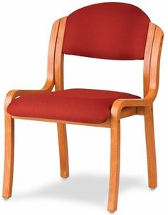 England Side Stacking Chair - Grade 1, ENGLAND-SIDE-STACKING-CHAIR-GR1 by Holsag | BizChair.com