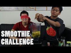 SMOOTHIE CHALLENGE - YouTube