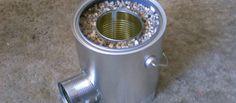 nice rocket stove