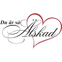 Väggord: Du är så älskad Love Poems, Love Quotes, Inspirational Quotes, Swedish Quotes, Love Of My Life, My Love, Gods Grace, Wall Quotes, Proverbs
